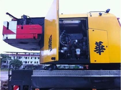 CONSTRUCTION EQUIPMENT > CRANES > Export this 2006 DEMAG AC100 CRANE