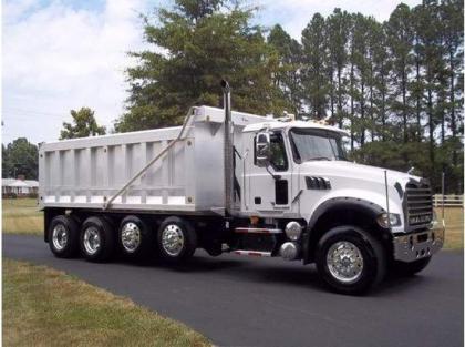 Trucks Gt Dump Trucks Gt Export This 2009 Mack Granite Gu713